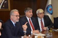 IRAK - Büyükelçi Alalawi'den Türk İş Adamlarına Irak'ta Yatırım Çağrısı