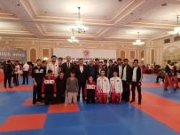 AHMET ÇAKıR - Büyükşehir Kickboksta 4 Altın, 1 Gümüş Ve 3 Bronz Kazandı
