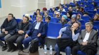 YıLDıRıM BEYAZıT - Candan, Kudüs İzlenimlerini Öğrencilerle Paylaştı