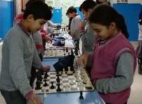 MUHAKEME - Çavdarhisar Ortaokulu'nda Satranç Turnuvası