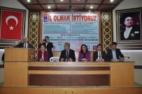 MEMUR - CHP Genel Başkan Yardımcısı Karabıyık Açıklaması 'İnegöl İl Olmayı Hak Ediyor'