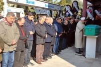 TUR YıLDıZ BIÇER - CHP İlçe Başkanı Kocabıyık'ın Acı Günü
