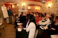 EDİRNE - Edirne Akademi'de 'Medya' Dersleri Devam Ediyor