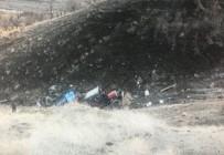 Elazığ'da Traktör Kazası Açıklaması 1 Ölü