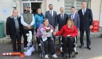 BENNUR KARABURUN - Engelli Kadını Almayan Otobüsün Sahibinin Annesi De Engelli Çıktı