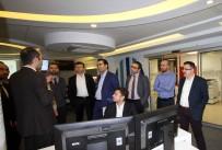 EPDK Kamulaştırma Dairesi'nden TREDAŞ'a Ziyaret