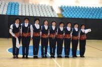 RECEP YAZıCıOĞLU - Erzincan'da Halk Oyunları İl Birinciliği Yarışmaları Yapıldı