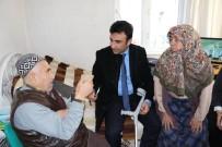 YUNUSEMRE - Evde Bakım Hizmetleri Ahmetli'de De Başlayacak
