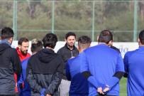 SARı KıRMıZıLıLAR - Evkur Yeni Malatyaspor'da Osmanlı Maçı Hazırlıkları Başladı