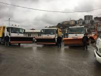 KARLA MÜCADELE - Eyüpsultan'da Kar Hazırlığı Başladı