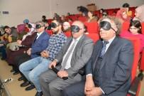 Görme Engelli Çocuklar İçin Sesli Sinema Etkinliği Düzenlendi