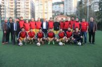 AMATÖR KÜME - Gülüç Belediyespor Şampiyonluğa Koşuyor