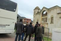 İKİNCİ SINIF VATANDAŞ - Gümülcineli Türk Soydaşlardan Osmaneli'ye Tarım Ziyareti