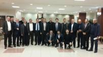 MUSTAFA ASLAN - Güneydoğu'da Ki Sigorta Acenteleri Şanlıurfa'da Toplandı