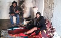 MÜLTECI - Harabe Binadaki Yaralı Suriyeli, Terörist Paniğine Neden Oldu