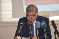MAHMUT KAÇAR - Harran Üniversitesinde 2017-2018 Yılı Değerlendirme Toplantısı Yapıldı