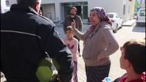 POLİS MERKEZİ - Hırsızlık Şüphelisi 3 Kadın Girdikleri Apartmanda Yakalandı