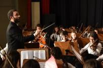 SENFONİ ORKESTRASI - İki Elin Sesi Var Çocuk Senfoni Orkestrası'ndan Yeni Yıl Konseri