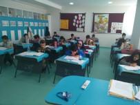 İkra Kolejinin Bursluluk Sınavına Yoğun İlgi