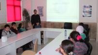 SİGARA DUMANI - İl Sağlık Müdürlüğünden 'Tütün Maddeleri' Zararları Eğitimi