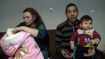 SINIR DIŞI - İnternetten Tanışıp Yuva Kuran Bulgar Anne İle Türk Baba'nın Çaresizliği