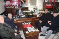 KATKI PAYI - İşçi Emeklilerinden CHP'ye Ziyaret