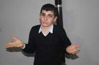 ÇUKUROVA ÜNIVERSITESI - İşitme Engelli Genci Bu Hale Getirdiler