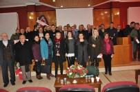 MUSTAFA BAŞ - Ispartalı Gazeteciler Başkanını Seçti