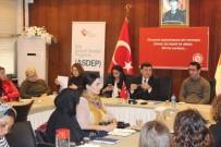 KADINA YÖNELİK ŞİDDETLE MÜCADELE - Kadına Yönelik Şiddetle Mücadele İl Eylem Planı Toplantısı Yapıldı