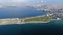 GÜZERGAH - Kanal İstanbul Güzergahı Havadan Görüntülendi