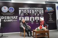 TÜRK DÜNYASI - Kastamonu'da 'Edebiyat Kampı' Başladı