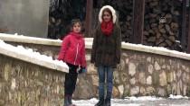 DEREKÖY - Kırklareli'nin Yüksek Kesimlerinde Yoğun Kar