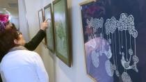 Litvanyalı Sanatçılardan 'Kağıdın Sanata Dönüşümü' Sergisi