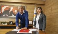 KAMU ÇALIŞANLARI - Mezitli Belediyesi'nde Toplu Sözleşme Sevinci