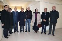 TUTUKLU GAZETECİLER - Milletvekili Şahin'den, Sert Tepki Açıklaması