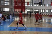 Muş'ta Anadolu Yıldızlar Ligi Voleybol Grup Müsübakaları