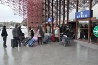 OSMANGAZİ ÜNİVERSİTESİ - Öğrenciler Gitti Eskişehir Boşaldı