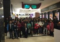 GALATASARAY - Öğrenciler 'Kucak Dolusu Hayaller' Projesi Kapsamında Eskişehir'i Gezdi