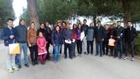 Osmaniye'de Oryantiring Aday Hakem Kursu