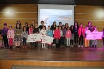 KEMAL SUNAL - Özel Beyaz Kule Okulları Resim Yarışması Ödülleri Sahiplerini Buldu