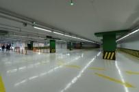 Pirimehmet Otoparkı Açılışa Hazır