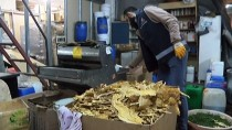 KÜBA - Polisten 4 Milyonluk Kaçak Nargile Tütünü Operasyonu