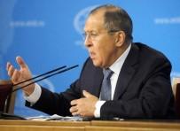 DIŞİŞLERİ BAKANLARI - Rusya Dışişleri Bakanı Lavrov Açıklaması 'Irak'ın Toprak Bütünlüğünü Destekliyoruz'