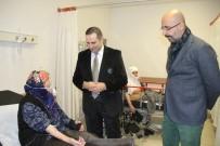 Sağlık Müdürün Hirik, İlçe Hastanelerini Denetledi