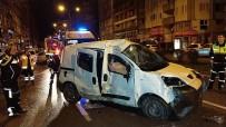 KıRıM - Samsun'da Trafik Kazası Açıklaması 1 Ölü, 2 Yaralı