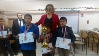 SATRANÇ - Satranç Turnuvasında Dereye Girenlere Ödülleri Verildi