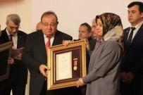 MUSTAFA KEMAL ÜNIVERSITESI - Şehit Yakınlarına Devlet Övünç Madalyası
