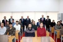 Sivas'ta 'Makinist Yetiştirme Kursu' Açıldı