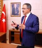 OBEZİTE CERRAHİSİ - SÜ Rektörü Prof. Dr. Mustafa Şahin'e Yeni Görev