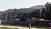 ASKERİ ARAÇ - Suriye Sınırına Zırhlı Araç Sevkiyatı